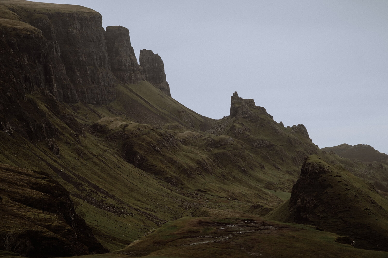 Majestic Scottish landscapes.
